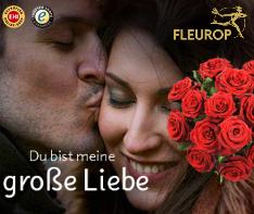 Valentinstag bei Fleurop