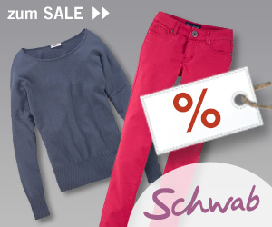 Sale bei schwab Onlineshop