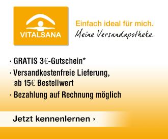 Vitalsana Gutscheincode