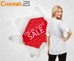 Channel21 Sale