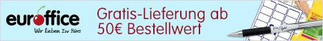 Euroffice versandkostenfreie Lieferung