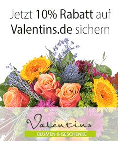 Valentins Gutscheincode Sparnummern
