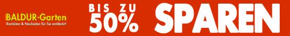 BALDUR Garten Gutscheincodes und Prozente