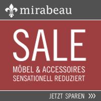 mirabeau Sale und Rabatte