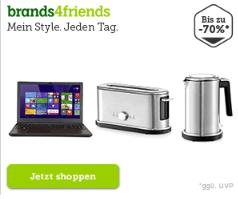 brands4friends Unterhaltungselektronik