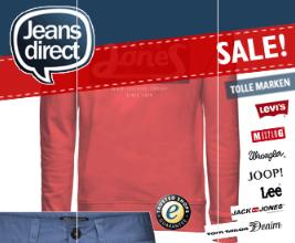 Jeans direct Sale, tolle Schnäppchen für Männer & Frauen