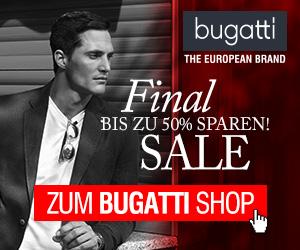 Final Sale bei bugatti