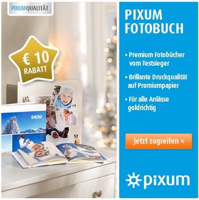 Pixum Gutscheincode Bestandskunden & Neukunden