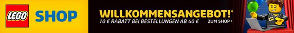 LEGO Gutscheincode Bestandskunden, Neukunden