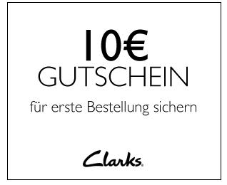 clarks Gutschein
